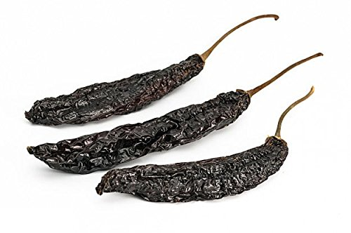 Dried Peppers 6 Pack Bundle - Ancho, Arbol, Guajillo, Pasilla, Chipotle, Cascabel Super Pack of Chiles by Ole Mission by Ole Mission (Image #5)