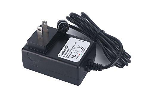 (UNGINO 24V 0.6A Electric Scooter Battery Charger for Razor E100 E200 E300 E125 E150 E175 E225 E500)