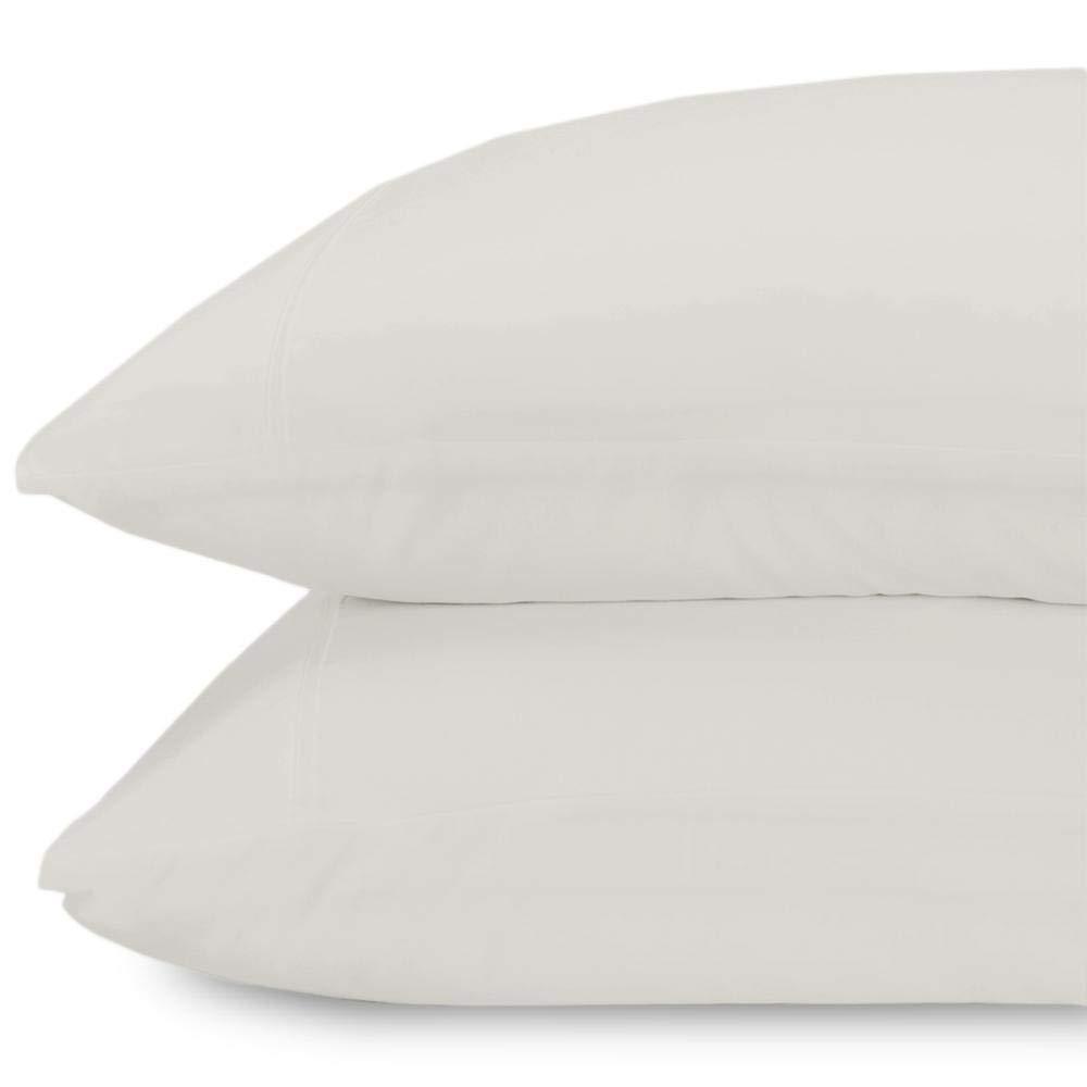 Standard Ivory Eternal Pillowcase by Jennifer Adams®