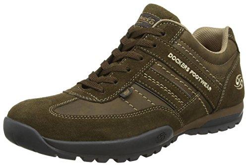 36HT001 204320 Gerli Sneakers Herren Stone Dockers 420 Grau by qtEw7wnH