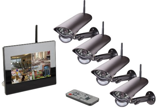 Lorex LW2704B Wireless Digital Security System