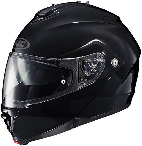 HJC is-MAX 2 Modular Helmet (Large) (Black)