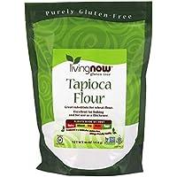 Now Foods Harina de Tapioca, 454 g