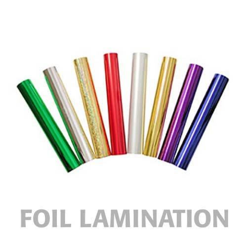 "Purple Metallic 8"" x 100' Laminating Foil - 1 Roll [Electronics] [Electronics]"