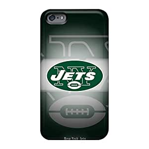 Scratch Protection Cell-phone Hard Covers For Apple Iphone 6 (sGd2148DmPq) Provide Private Custom High-definition New York Jets Series