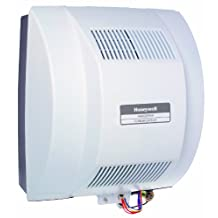 Honeywell HE360A1068/U Whole House Powered Humidifier (White)