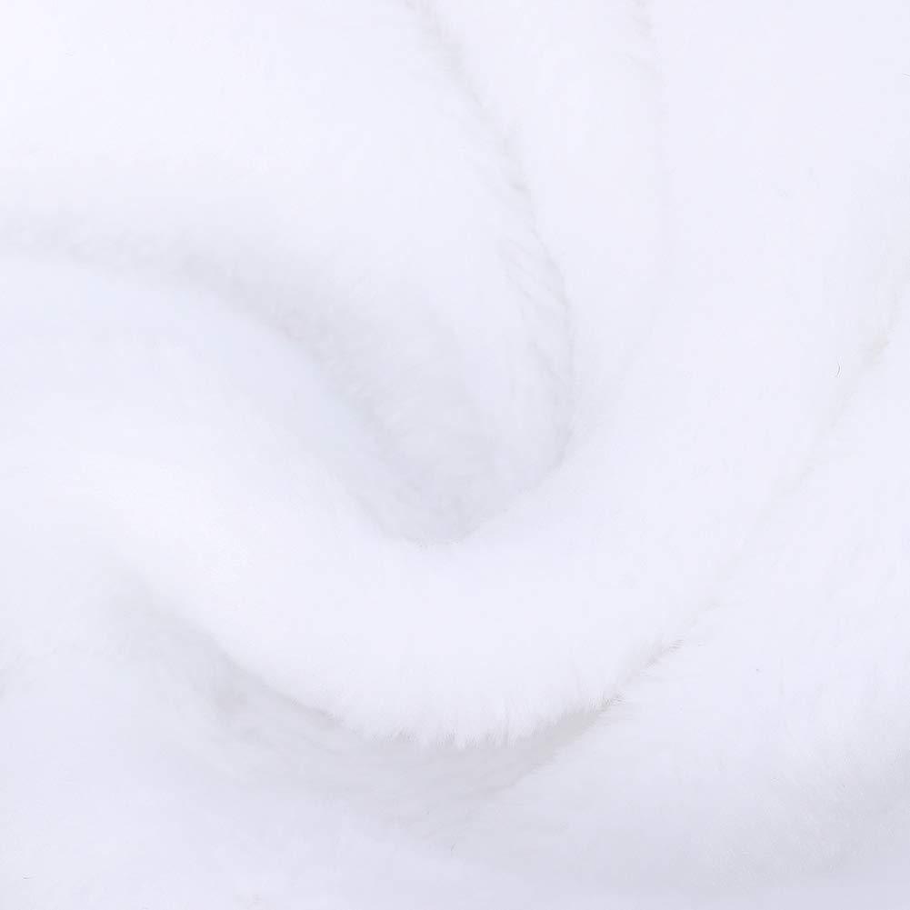Manta de seguridad de Comodidad Dibujos animados Linda Juguete relajante Coral Terciopelo Dormir Apaciguar Toalla de 0 a 36 meses Beb/é y ni/ño peque/ño Toalla de mordedor para beb/é Fox