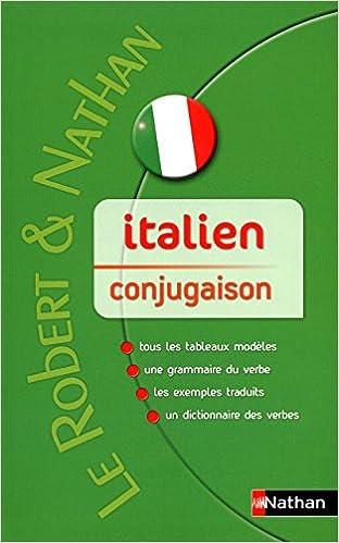Amazon Fr Robert Nathan La Conjugaison Italienne Ferdeghini Varejka Marina Niggi Paola Livres