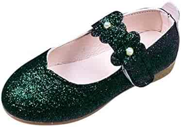 91fc6a6314698 Shopping Green - Flats - Shoes - Girls - Clothing, Shoes & Jewelry ...