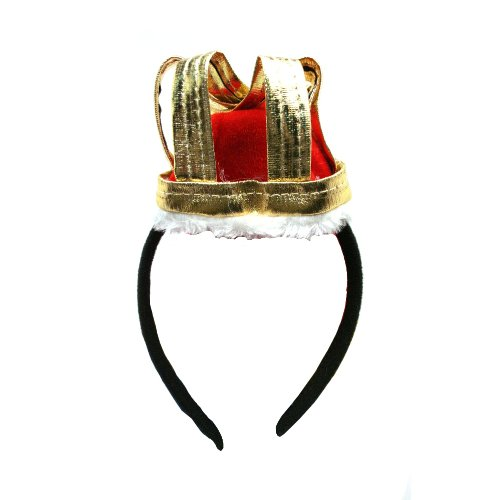 Queen Crown Headband