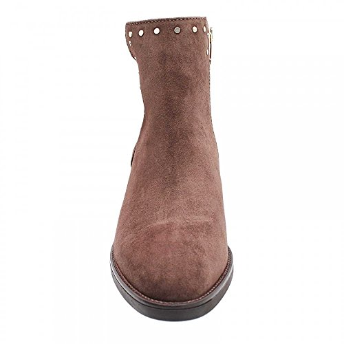 Boot Suede Studd ALPE Suede Detail Sage Ankle 6B6qT8H