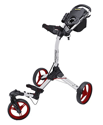 Bag-Boy-Tri-Swivel-II-Golf-Push-Cart