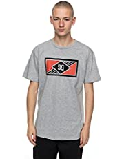 DC Men's Born and Reign Short Sleeve Tee