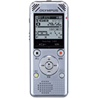 Olympus Voice Recorder Voicetrek 2gb High-quality Stereo Recording Mp3/wma Microsd-enabled V-801