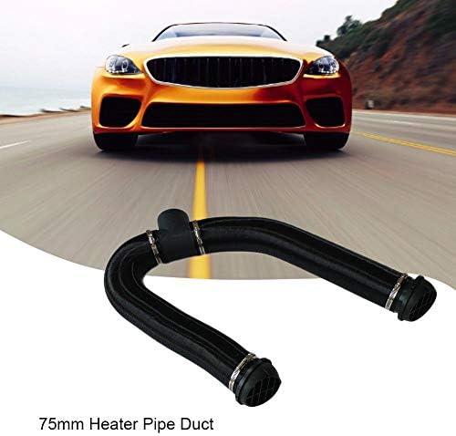 Outbit Tubo di Scarico 100CM Tubo di Scarico del riscaldatore dAria di parcheggio in Acciaio Inossidabile Tubo di sfiato del Gas Diesel Diametro Interno di 2,5 cm//1 Pollici