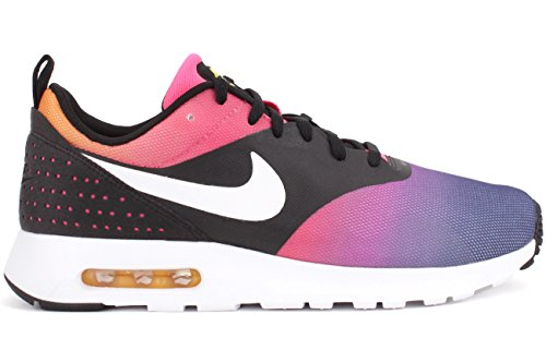 100% guaranteed cheap online Nike Air Max Tavas SD Men's Fashion/Running Sneaker Black/Pink Pow-tour Yellow-white 2015 new sale online fast delivery cheap online RFNZoBY