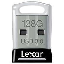 Lexar JumpDrive S45 128GB USB 3.0 Flash Drive - LJDS45-128ABNL