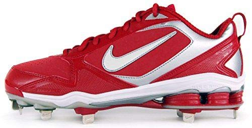 (Nike Shox Fuse 2 Metal Baseball Cleats (10,)