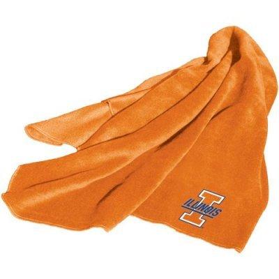(Illinois Fighting Illini Orange Fleece)