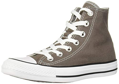 Schwarz Converse 1j793 As Can Unisex Hi Charcoal erwachsene cendre Sneaker P8rPI