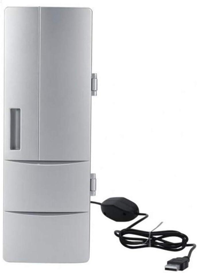 Electric Refrige Fridge Warmer Cooler PC Refrigerator Cooler Beverage Drink Freezer for canned drinks bottled water(350~600mL)