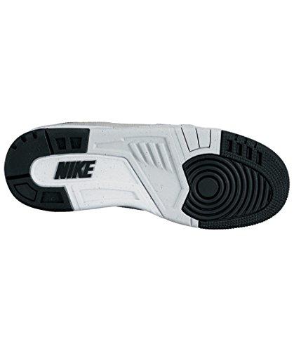 Nike Air Alphalution Farbe: Grau-Schwarz-Weiß Größe: EUR 45