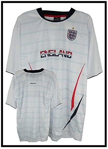 finest selection 4086b 7c684 England National Team Soccer Jersey Size Men's Large at ...
