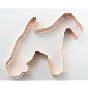 Wire Fox Terrier Cookie Cutter 9