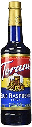 Torani Blue Raspberry Syrup, 750 mL ()