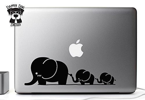 Elephant Macbook Sticker Notebook Computer product image