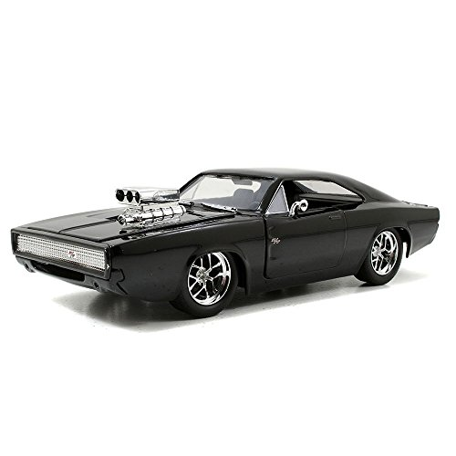 Worldwide Fast Charger (Jada Toys Fast & Furious 1:24 Diecast  1970 Dodge Charger Street)