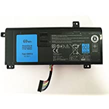 CUEPY 11.1V 69Wh G05YJ New Battery for Dell Alienware m14x A14 14 R4 14D-1528 ALW14D-4528 ALW14D 0G05YJ Y3PN0 8X70T--15 Months Warranty