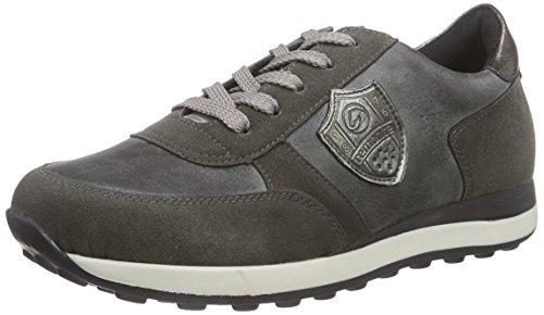 Remonte D1801, Zapatos con cordones Derby para mujer Negro (Schwarz (schwarz 00))