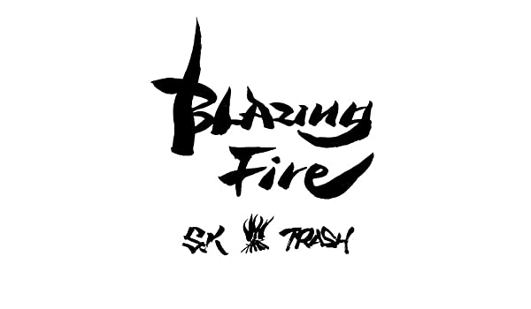 BLAZING FIRE [Explicit] by S.K & TRASH on Amazon Music ...
