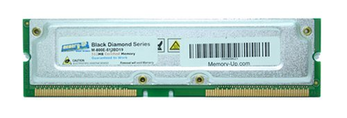 Memory Upgrades Rdram Computer Ram - Memory-Up Exclusive 128MB Rambus RDRAM RIMM Upgrade for Dell Precision Desktop 350 Desktop PC1066 32ns Computer Memory (RAM)