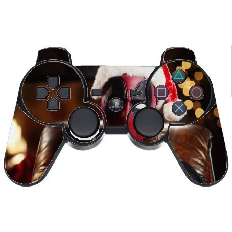 Comic Book Hero PS3 Dual Shock wireless controller Vinyl Decal Sticker Skin by Compass - Game Ps3 Deadpool