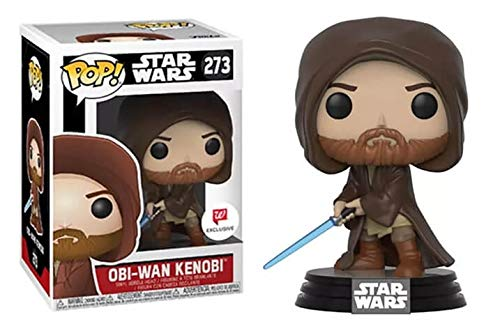 Funko POP! Star Wars Young OBI-Wan Kenobi #273 (Hooded with Light Saber)