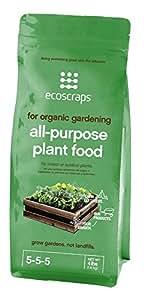 Ecoscraps Pfap174404 Natural And Organic All