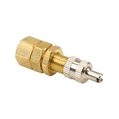 """Viair 92839 Inflation Valve for 1/4"""" Air Line Compression Fitting"""