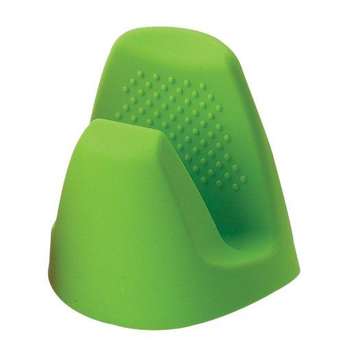 (HIC Harold Import Co. 28065KW HIC Essentials 5-Inch Silicone Pot Grabber, Kiwi,)
