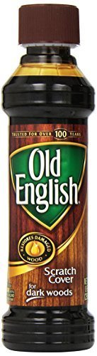 Old English Furniture Scratch Cover, Citrus Scent, Liquid, 8 oz. Bottle - REC75144 by OLD ENGLISH