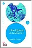 Don Quijote de la Mancha I (adaptación) + CD