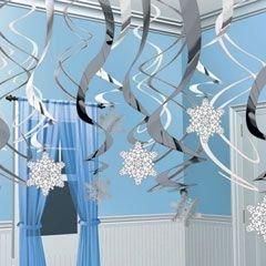 Winter Wonderland Party Decorations Amazoncom