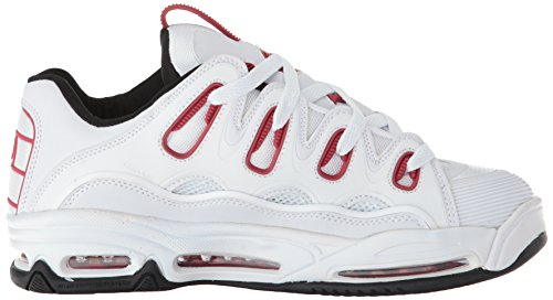 white 2001 royal red White Black black Osiris D3 qBFPwtqf