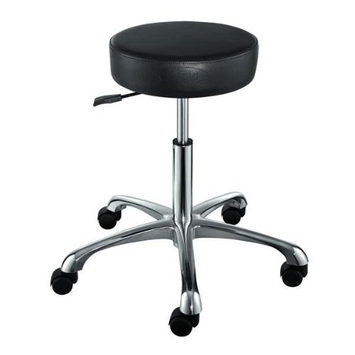 Cheap FANCY Barber Chair Styling salon beauty equipment Stool with Hydraulic Star Base