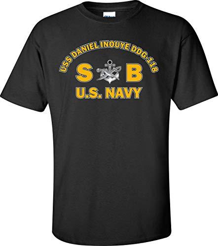 USS Daniel INOUYE DDG-118 Rate SB Special Warfare Boat Operator