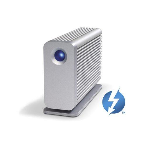 Lacie 9000310 Thunderbolt Series - Speeds up to 10Gb-s 1TB