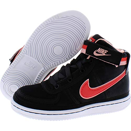 Nike Girls Vandal High Supreme QS Leather Lifestyle Sneakers