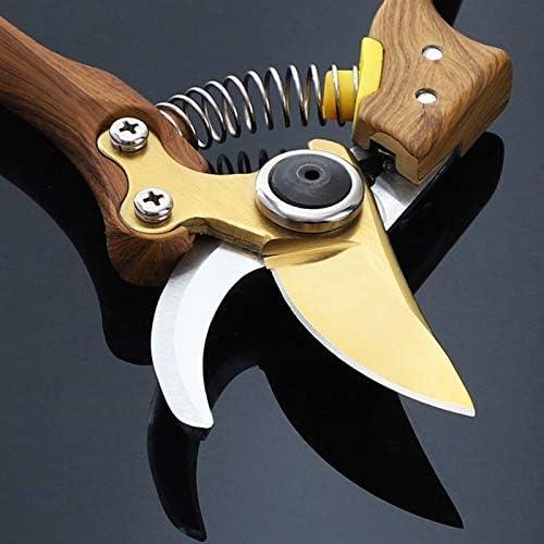 XWYGJ SK5 Steel Professional Garden Scissors Labor-saving Pruning Clippers Multifunctional Tree Branch Shears 6GJ83 (Color : Garden Shears) Garden Shears