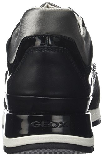 black Femme Shahira Baskets Noir B Geox D qawx1wT